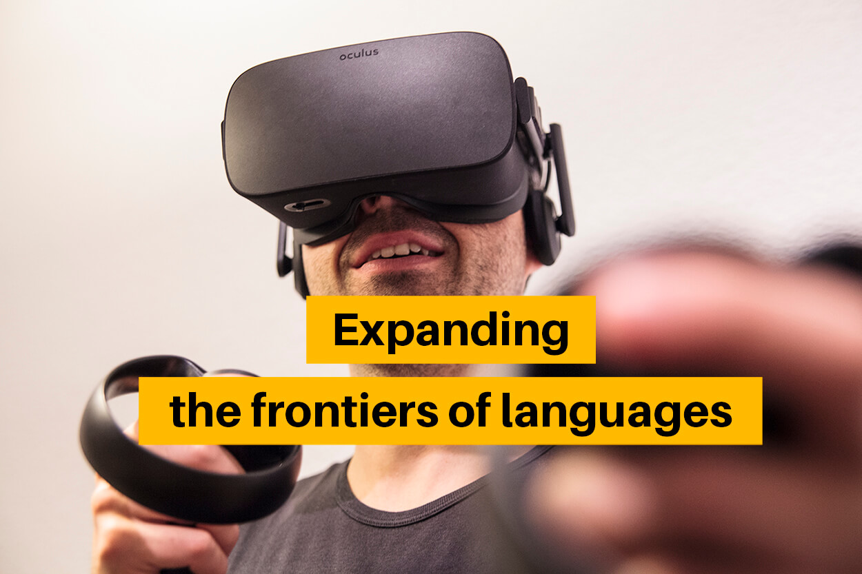 oculus languages